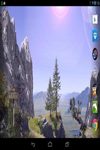 玩攝影App 山门动态壁纸免費 APP試玩