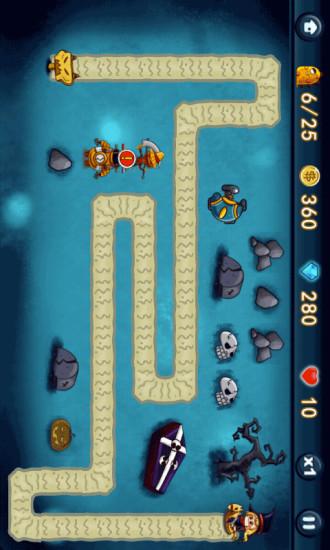 恶魔突袭 玩策略App免費 玩APPs