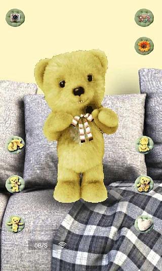 会说话的玩具熊