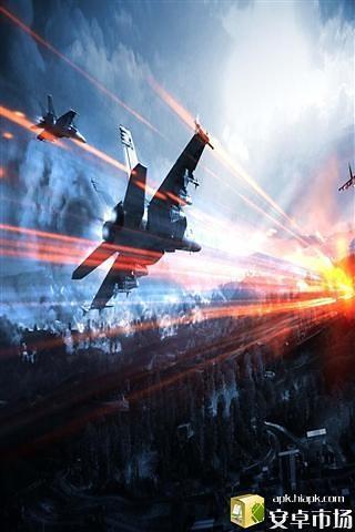 死亡战斗机壁纸