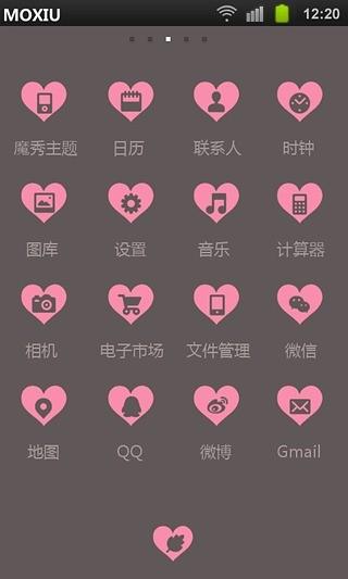 免費下載工具APP|爱对人每天过情人节魔秀桌面主题 app開箱文|APP開箱王