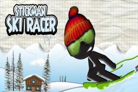 滑雪运动员