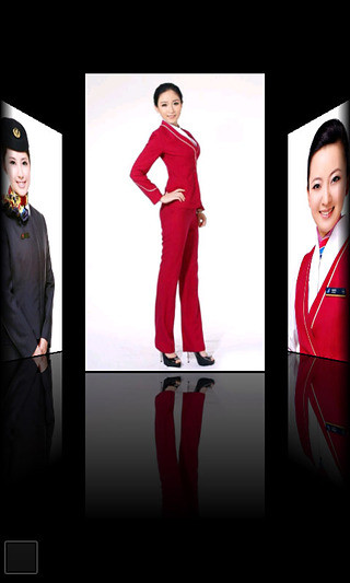主题-空姐制服