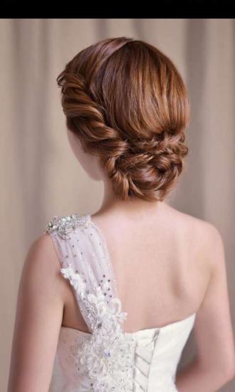 新娘减龄发饰
