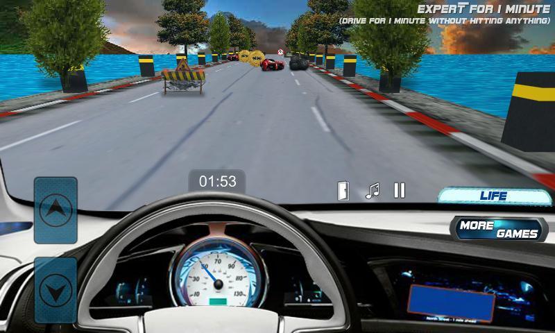 玩免費休閒APP|下載3D竞速赛车游戏 app不用錢|硬是要APP