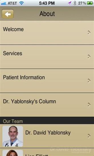 玩免費健康APP|下載Yablonsky博士 app不用錢|硬是要APP