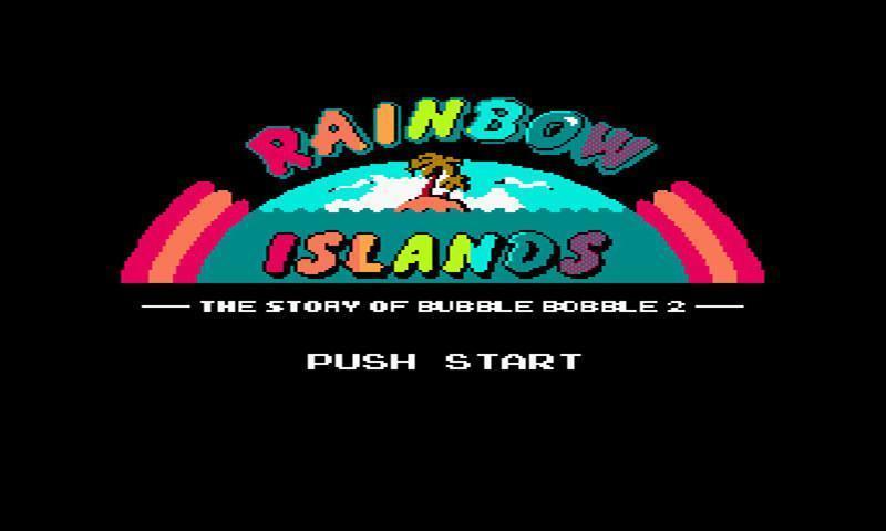 彩虹岛 彩虹魔法