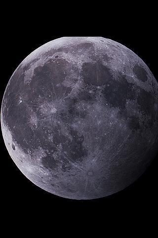 天文学:月亮
