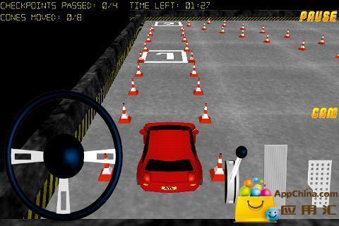 【免費體育競技App】3D精准驾驶-APP點子