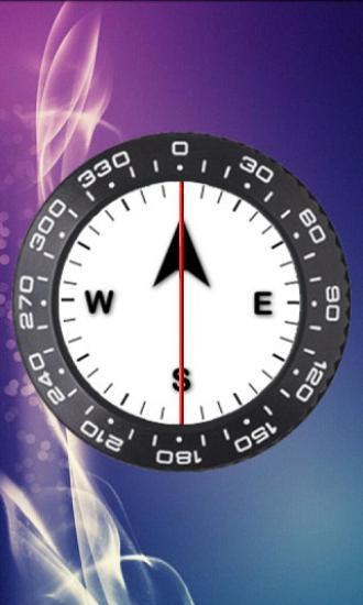 精准指南针