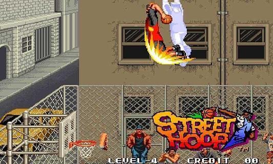 街头篮球3D版