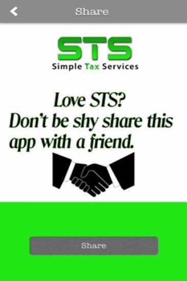 简单的税务服务