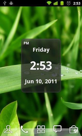 Simple Digital Clock