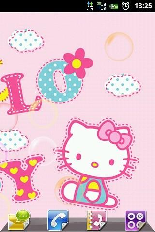 Hello Kitty动态壁纸