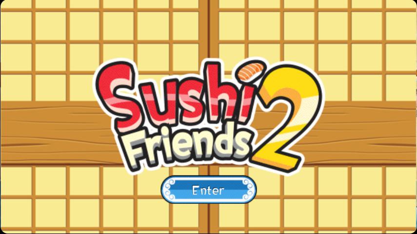 寿司好友2:环游世界