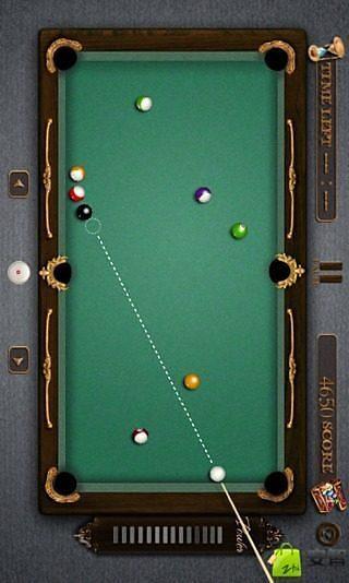 玩免費健康APP|下載台球(经典版) app不用錢|硬是要APP