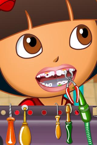朵拉的植牙手术