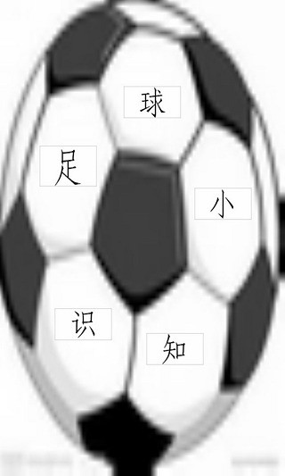 足球小知识