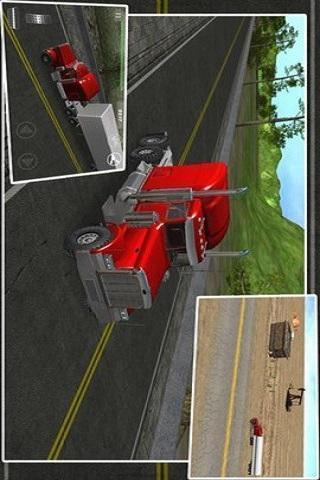 职业卡车司机