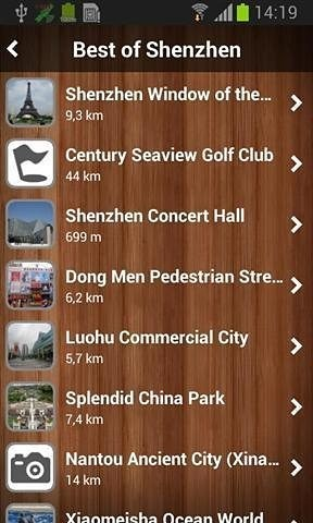 Shenzhen City Guide
