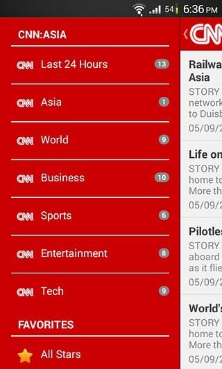 CNN : Europe Edition