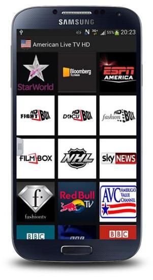 玩免費媒體與影片APP|下載美国频道 app不用錢|硬是要APP