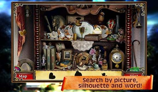 Hidden Object - House Secrets FREE