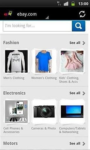 Ebay全球顾客