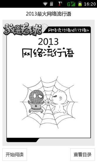 2013最火网络流行语