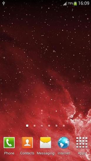 银河Parallax动态壁纸