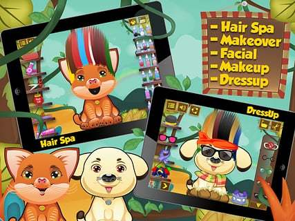 Animal Hair Saloon