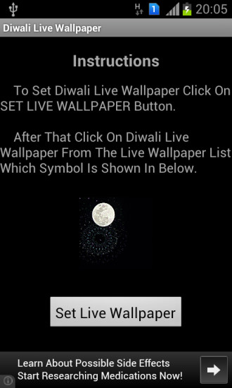 Diwali Live Wallpaper