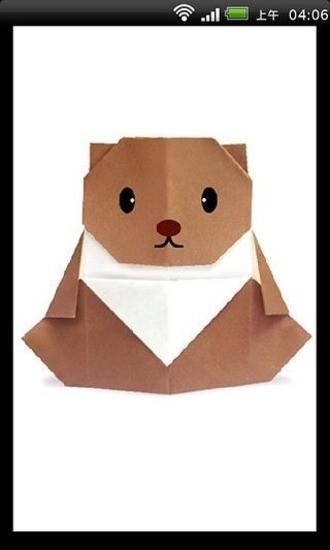 儿童学折纸
