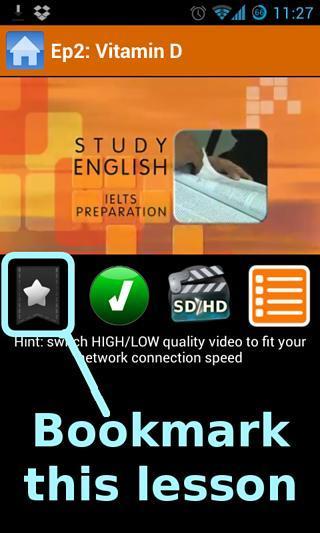 IELTS学习英语