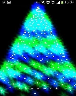 圣诞灯 动态壁纸