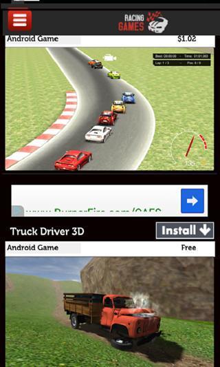 赛车游戏资讯