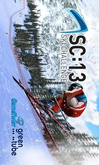 3D滑雪挑战赛