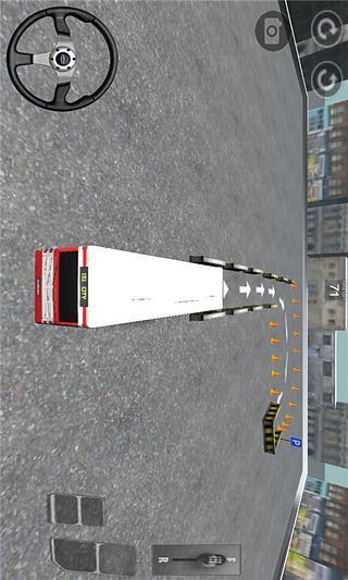 3D巴士停车王