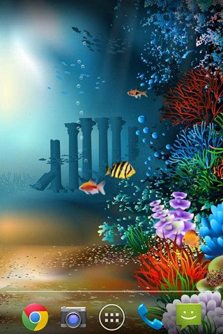 水族馆动态壁纸