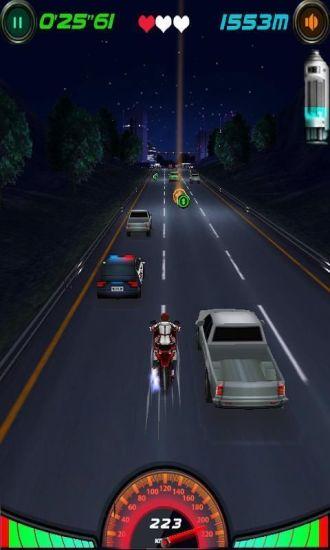 公路摩托狂飙3|玩賽車遊戲App免費|玩APPs