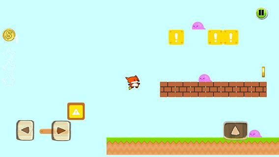 Creative Fox - Platform Game