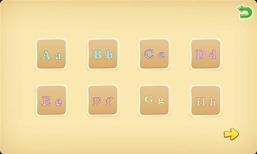 宝宝点读字母