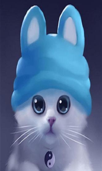 玩免費工具APP|下載可爱猫咪动态壁纸 app不用錢|硬是要APP