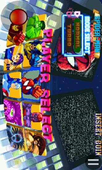 超级漫画英雄-拇指街机