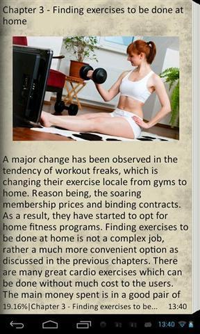 首页健身计划