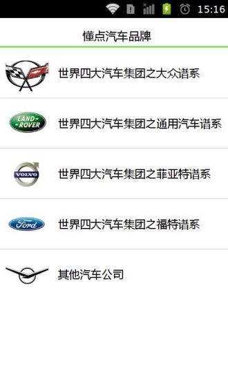 懂点汽车品牌