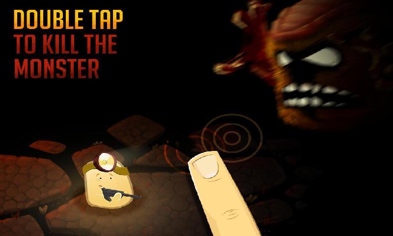【免費射擊App】绝望:黑暗洞穴-APP點子