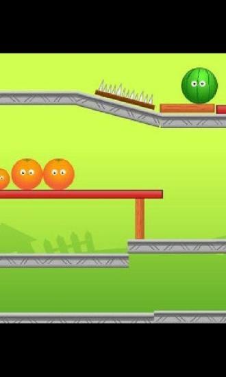 橙子虐西瓜