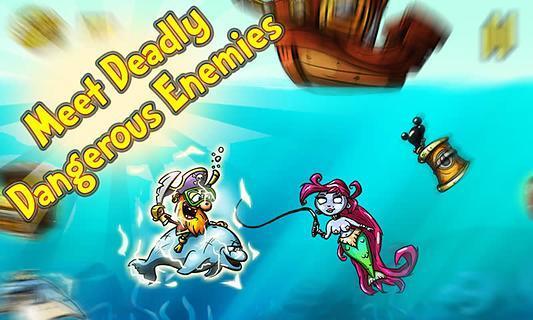 玩休閒App|海盗大战僵尸美人鱼免費|APP試玩