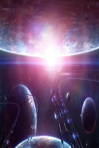 银河宇宙太空壁纸